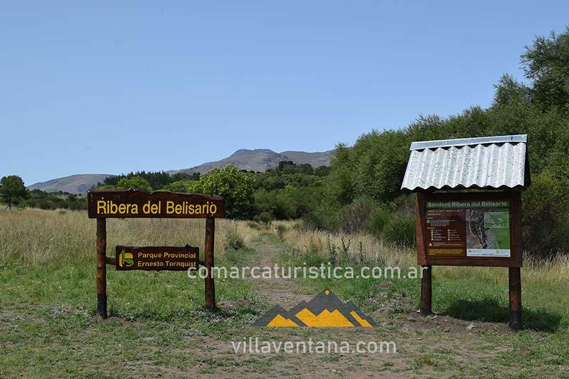 Ribera del Belisario - Parque Provincial Ernesto Tornquist